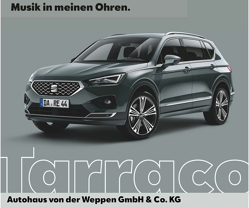 Seat Tarraco - Cash your Ex- Prämie